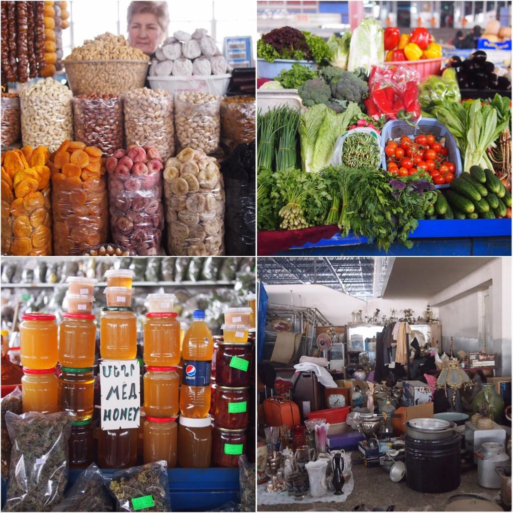 GUM market, Yerevan