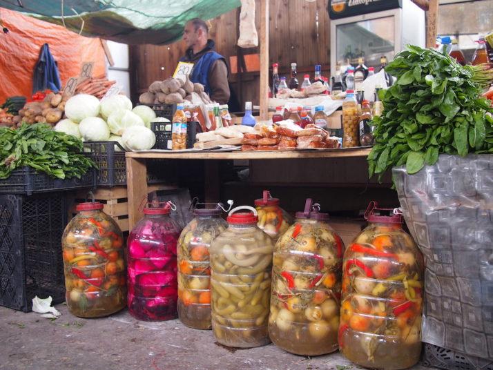 Tbilisi Market, Georgia