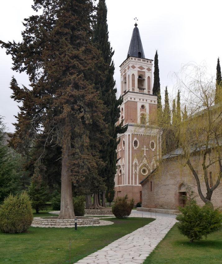 Bodbe Convent, Georgia