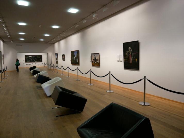Sighnaghi Museum, Georgia