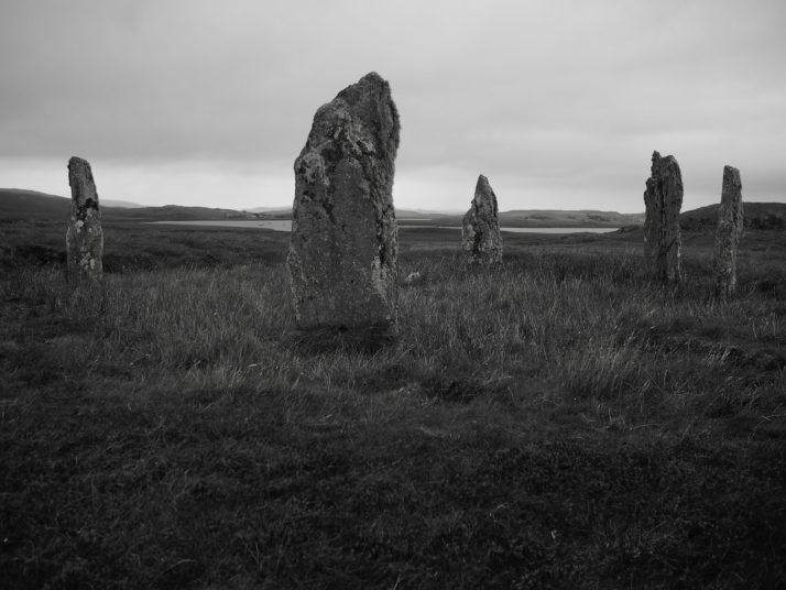 Callanish IV stone circle