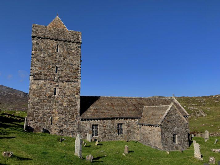 St Clements Church, a small church