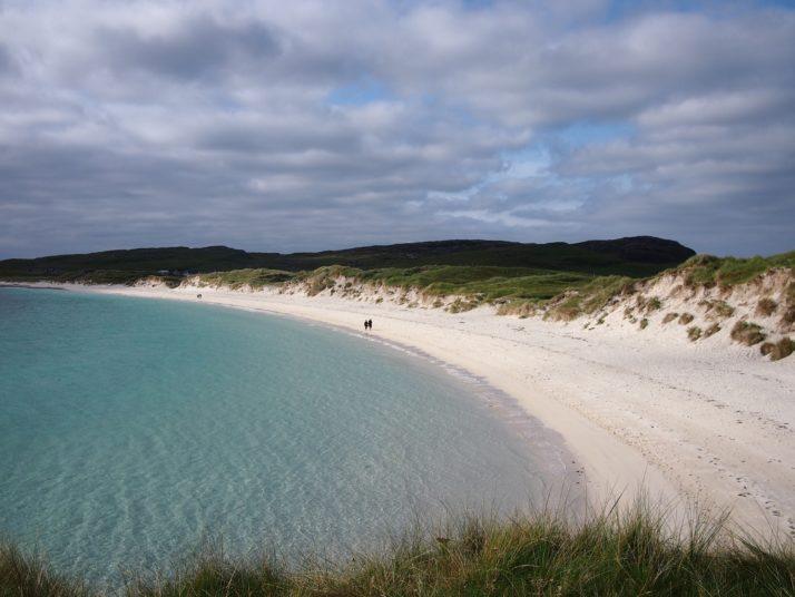 Vatersay beach